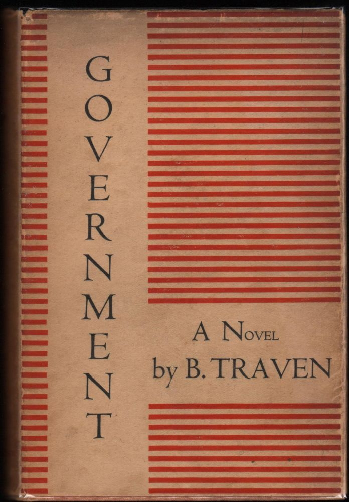 Government. B. Traven.