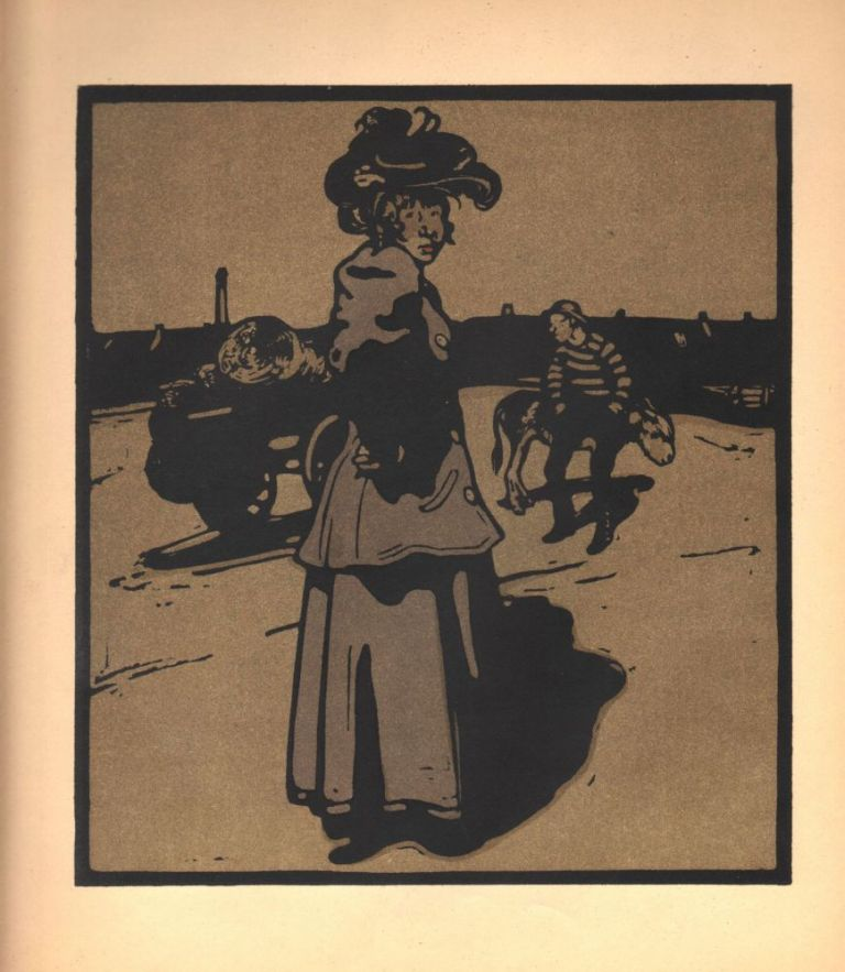 Coster / Hammersmith (print). William Nicholson.