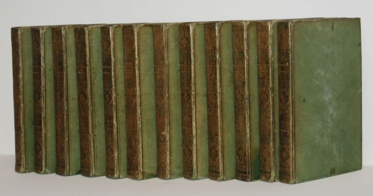 The Works of William Robertson, D.D.; Principle of the University of Edinburgh, Historiographer to His Majesty for Scotland, and Member of the Royal Academy of History at Madrid. 12 volumes. William Robertson.
