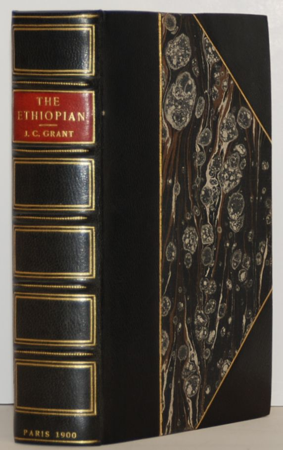 The Ethiopian; A Narrative of the Society of Human Leopards. John Cameron Grant.