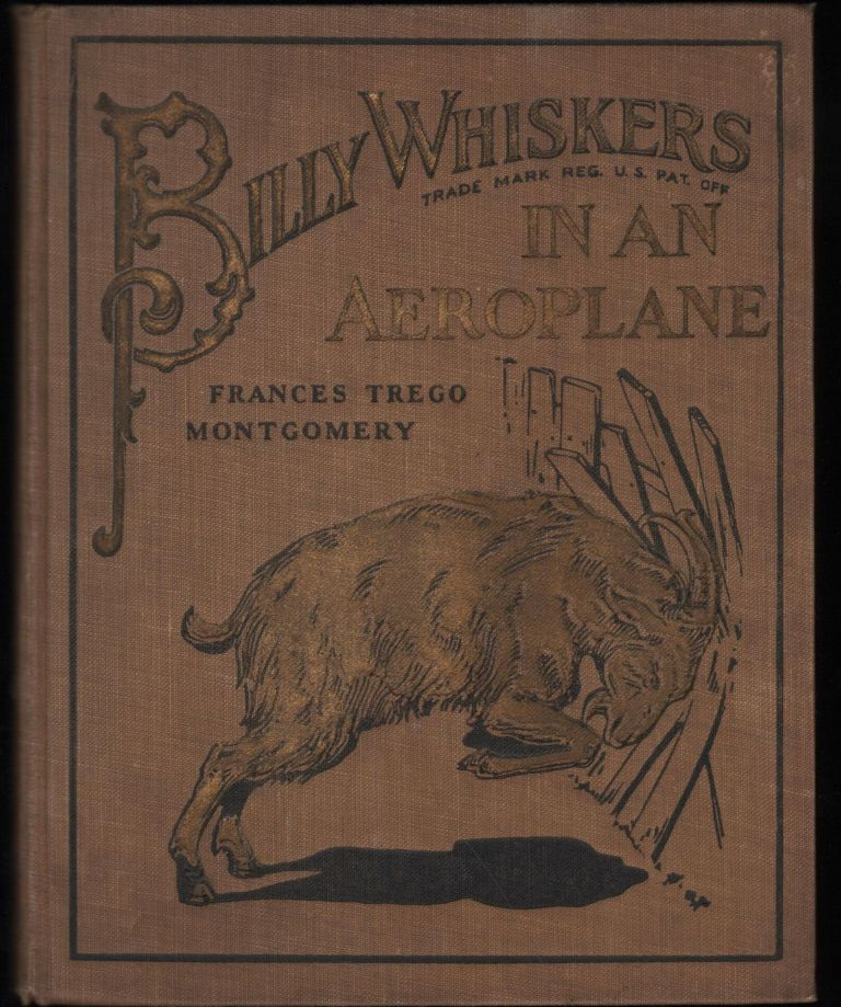 Billy Whiskers; in An Aeroplane. Frances Trego Montgomery.