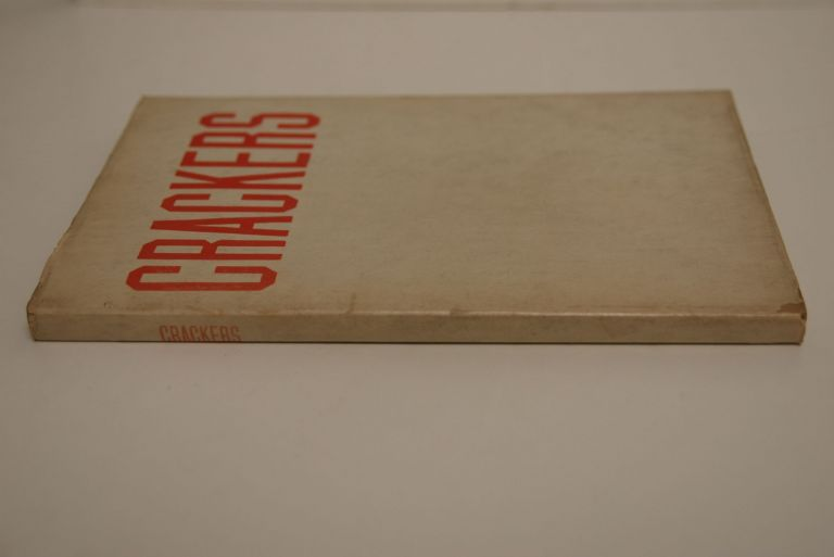 Crackers; Story by Mason Williams. Ed Ruscha.