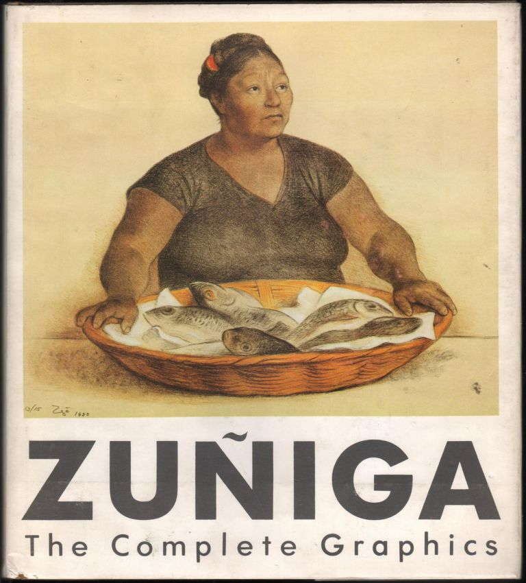 Zuninga, The Complete Graphics 1972-1984. Jerry Brewster.