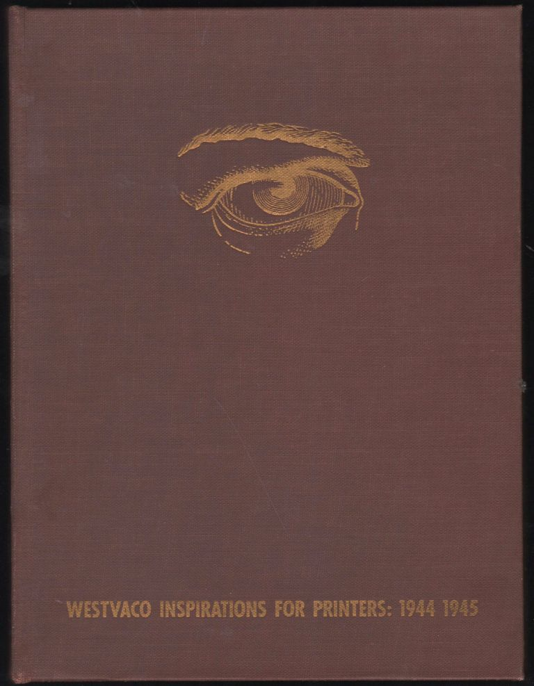 WESTVACO Insprations for Printers: 1944 1945