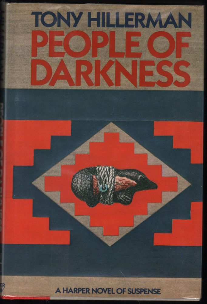 People of Darkness. Tony Hillerman.
