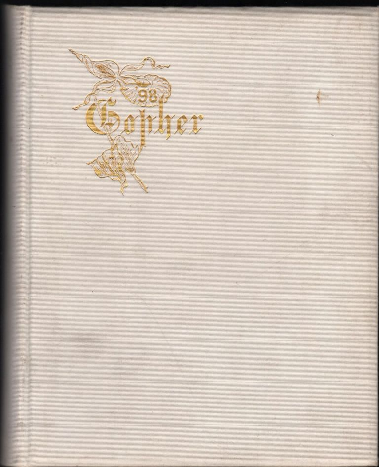 The Gopher 1897; Published by the Junior Class. University of Minnesota.