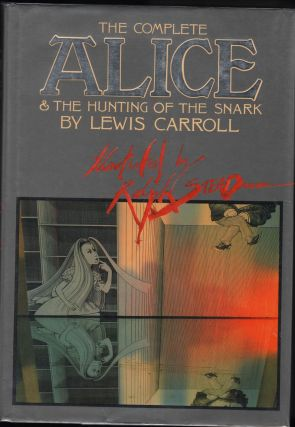 The Complete Alice and the Hunting of the Snark. Lewis Carroll