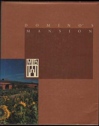 Domino's Mansion; Thomas Monaghan, Gunnar Birkets, and the Spirit of Frank Lloyd Wright. Gordon...