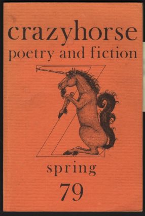 Crazyhorse; Poetry and Fiction