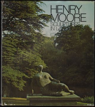 Sculptures in Landscape. Henry Moore