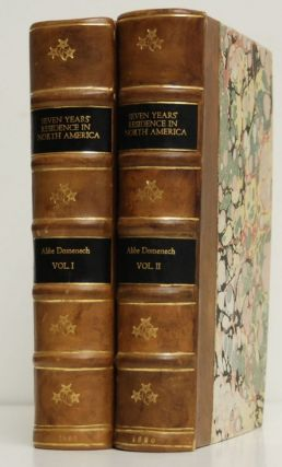 Seven Years' Residence in the Great Deserts of North America. 2 volumes