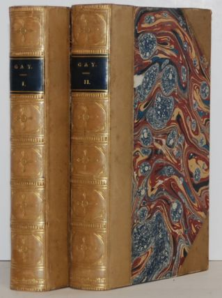 The Poetical Works of John Gay, with a life of the author by Dr. Johnson. 2 volumes. John Gay.