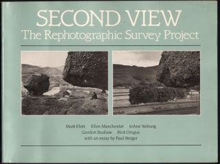 Second View - The Rephotographic Survey Project. Mark Klett