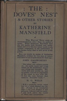 The Doves' Nest & Other Stories. Katherine Mansfield