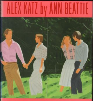 Alex Katz. Ann Beattie